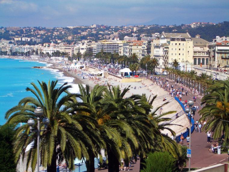 Ницца – райские кущи Франции