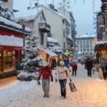 Франция: Новый год в Шамони