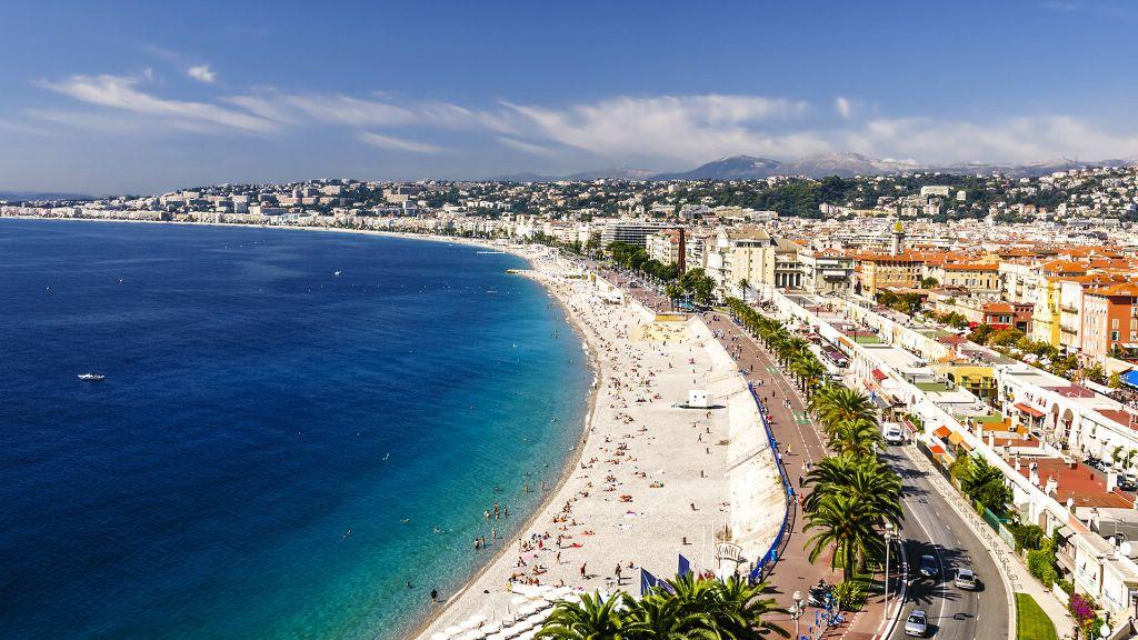 Французская Ривьера:: лучшие курорты Лазурного берега